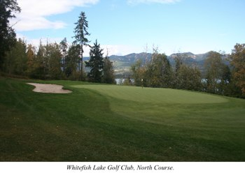 Whitefish Lake Golf Club North Course