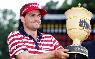 Keegan Bradley Wins WGC Bridgestone Invitational
