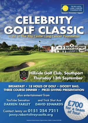 Roy Castle Celebrity Golf Classic