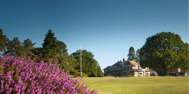 Sunningdale Clubhouse