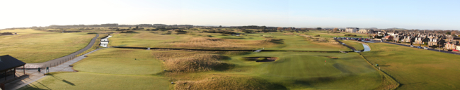 Carnoustie panoramic