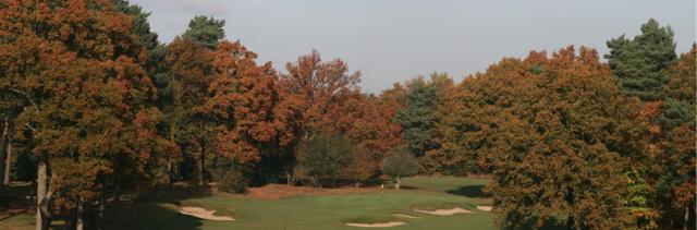 West Hill Golf Club 16th Hole