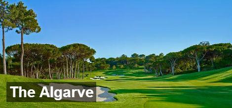 The Algarve Golf
