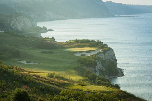 Thracian Cliffs