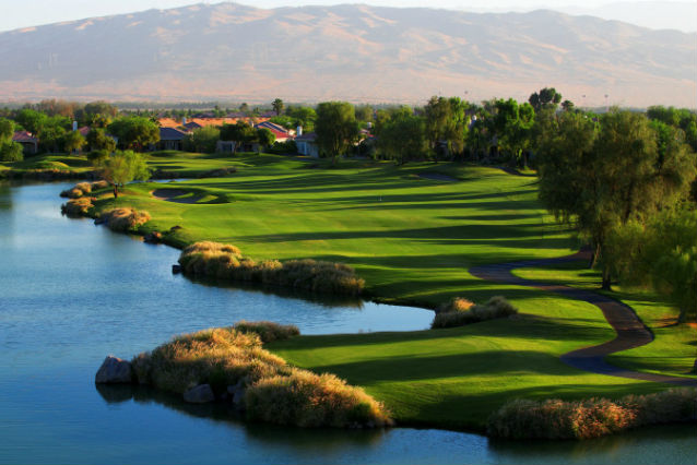 Gary Play course at Mission Hills