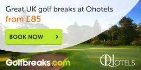 Discover great golf at Q Hotels