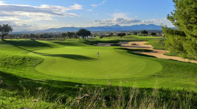 Golf in Majorica