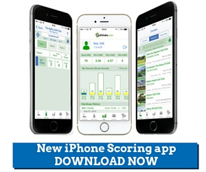 Download the Golfshake app